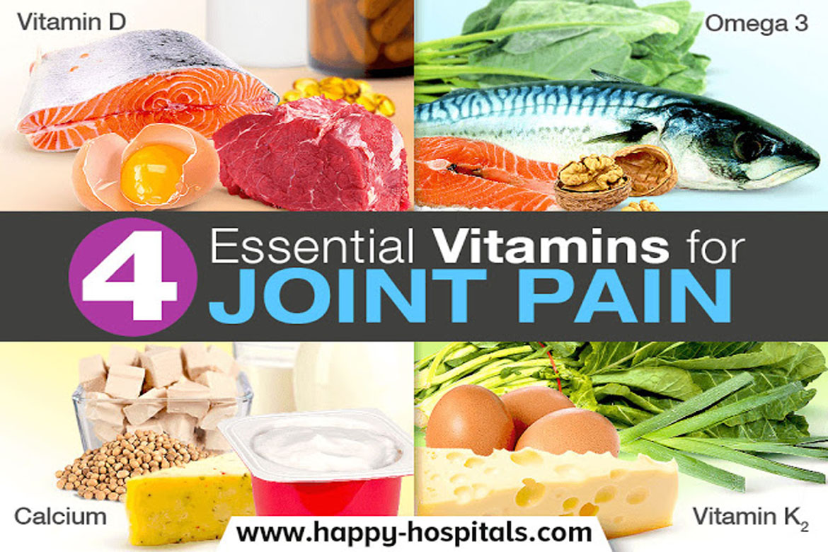 what vitamins square measure acceptable to go to human knee dive pain